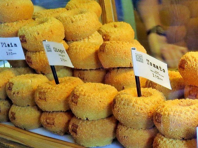 食べて美味しく美しく!『SOAKS(ソークス)』のれんこん粉末ドーナツ!!