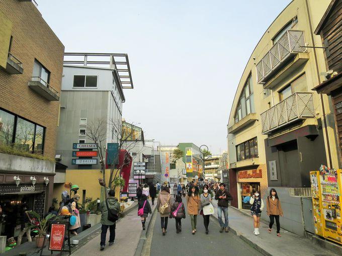 キャットストリートで大人気の『ニコラシャール』!
