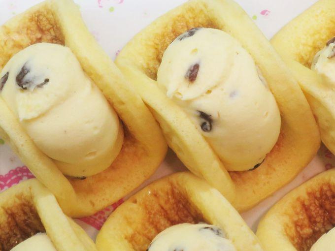 フレッシュクリームが絶品!『わっふる21』