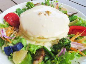 避暑地の朝食&ランチにオススメ!那須高原「森のvoivoi」地産地消のパンケーキ!