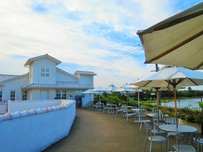 琵琶湖を望むロケーション!