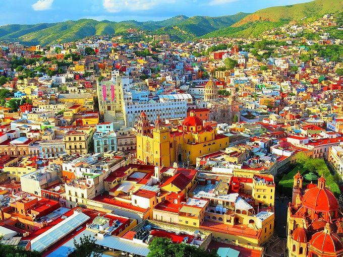 グアナファトの町を一望するピピラの丘!