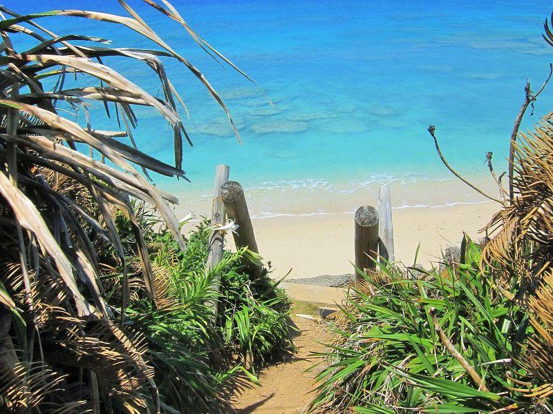 神が宿る久高島で絶景サイクリング!沖縄本島から日帰りで行ける離島