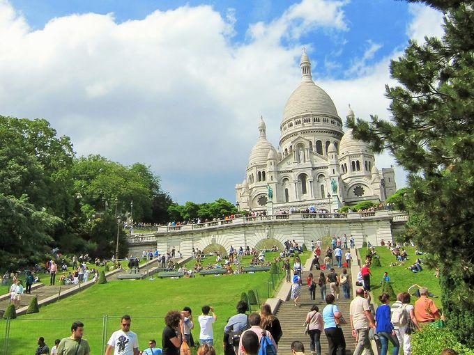 4.パリのおすすめ観光スポット