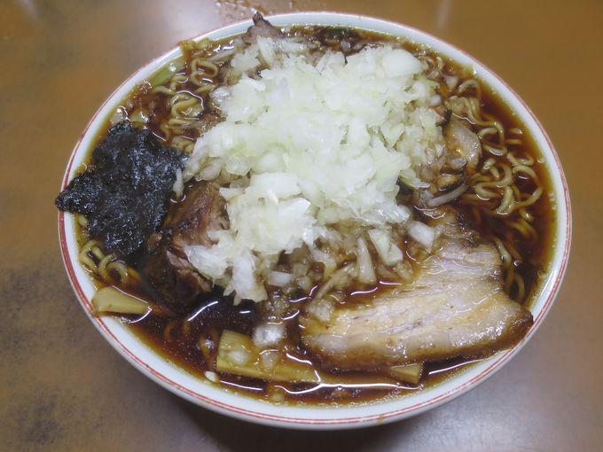 チャーシューの煮汁とお湯だけのスープ!? 千葉が誇る竹岡式ラーメン発祥「梅乃家」