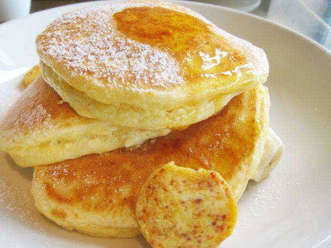 一度は食べたい世界一の朝食「bills(ビルズ)」