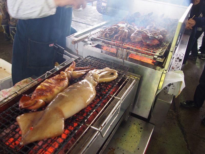 食べ歩きグルメやバーベキューも!千葉「大原朝市」毎週日曜開催中