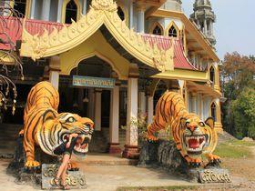 タイ・クラビの絶景スポット「タムスア寺」1272段を登頂せよ!
