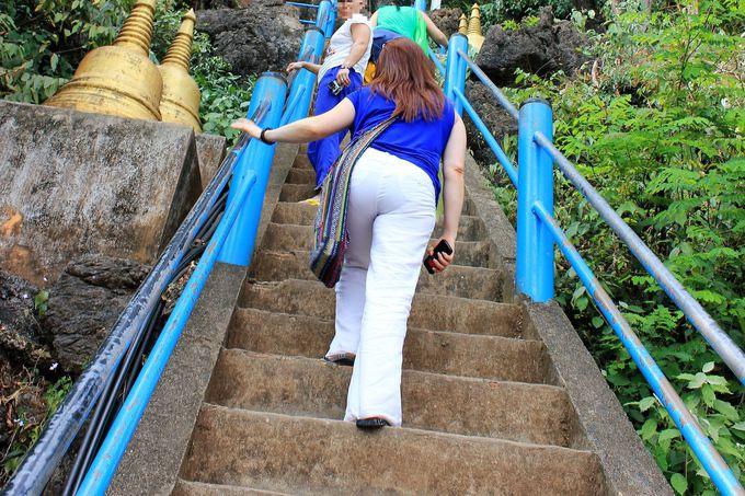 最大の難所が最大の見所!1272段の階段