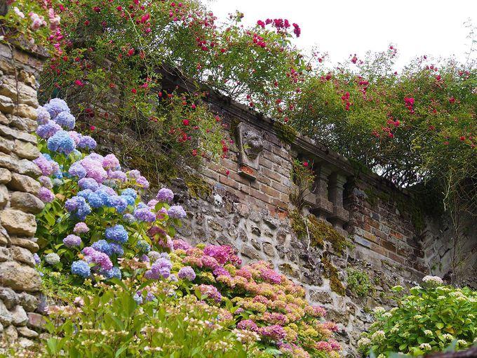 アンリ・ル・シダネルの庭へ
