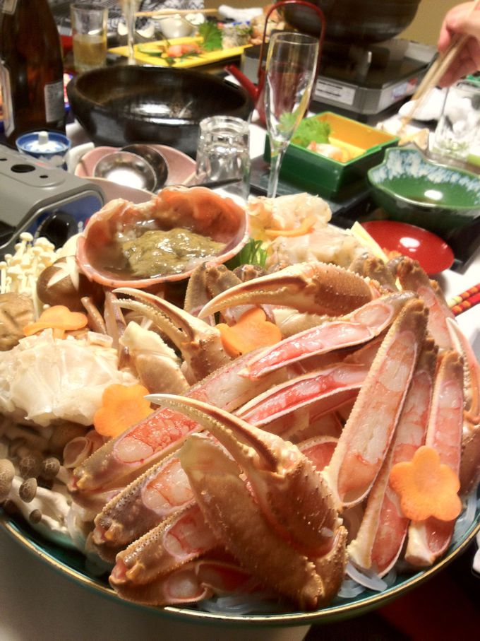 三朝温泉「木造りの宿 橋津屋」三代目オーナーも押す!自慢の料理の数々。