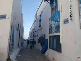 青と白の絶景。チュニジアの首都チュニスはこんなに素敵!