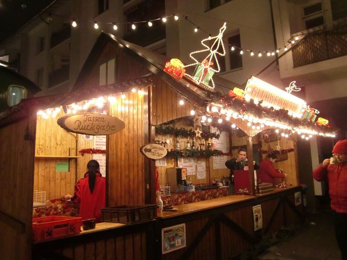 クリスマスマーケットで絶対試したいお酒!