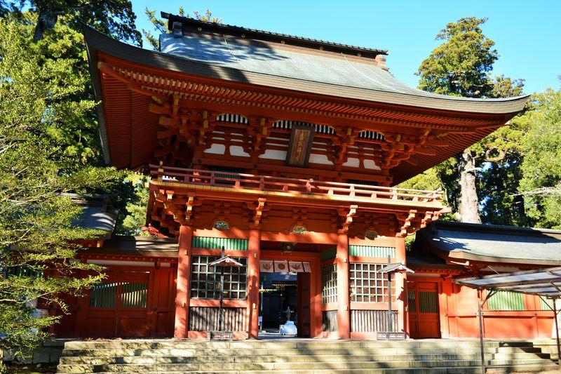 2600年続くパワースポット!香取神宮参拝のすすめ