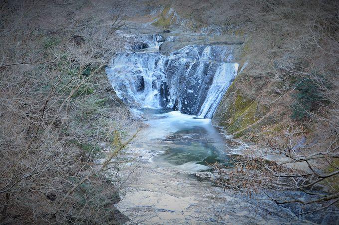 袋田の滝のルーツに触れる