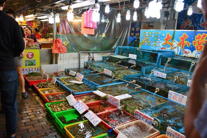 新鮮な海鮮を満喫するなら観光漁港に