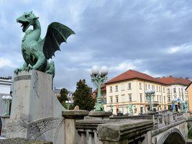 ヨーロッパの魅力満載!スロベニアの首都リュブリャナ