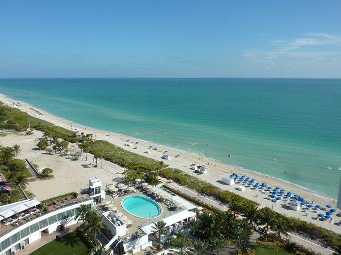 セレブ御用達ホテルに泊まりたい!米マイアミ「エデンロック・マイアミビーチ」