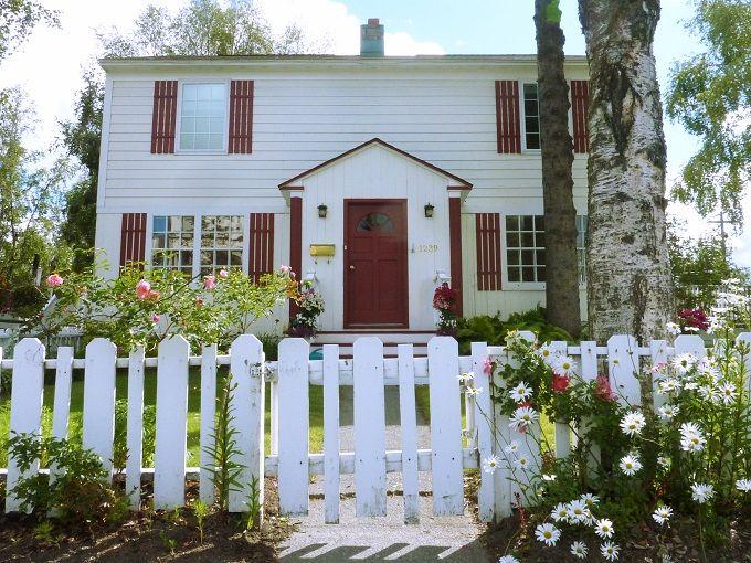 花の宿でプチ・ホームステイ!米アンカレッジ「ワイルドフラワーイン」