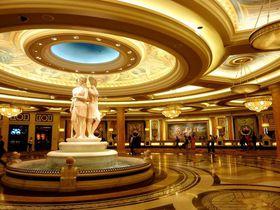ラスベガスのAAA!華麗なるホテル「シーザーズパレス」はまるでアミューズメントパーク