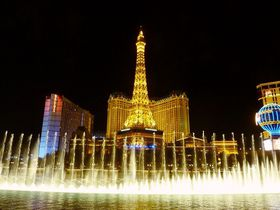 フォーコーナーズを巡ろう!ラスベガスの豪華巨大ホテル5選
