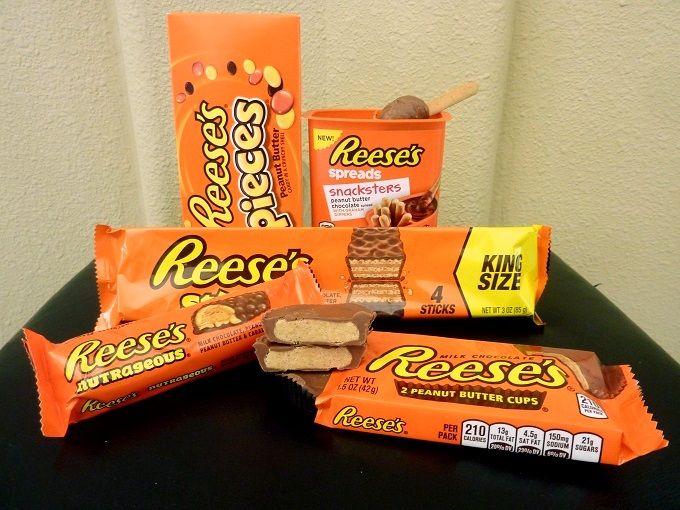 ピーナッツバター&チョコレートの夢のコラボ「リーズ」