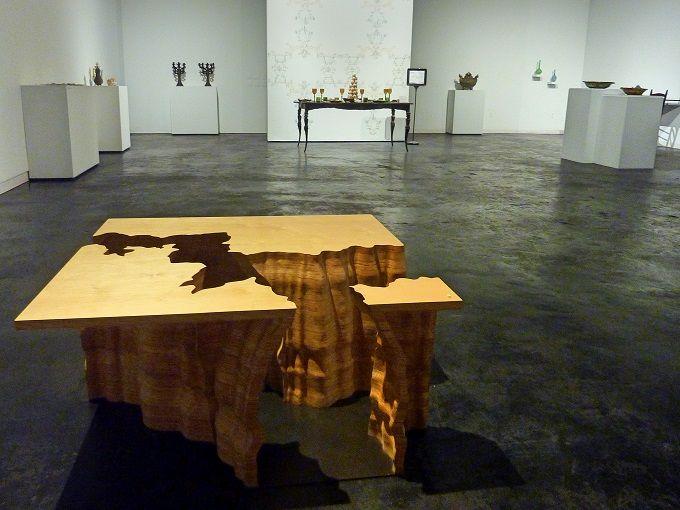小さな世界に大きく感動☆「ヒューストン現代工芸センター」