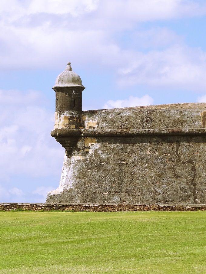 RPGファン必見!プエルトリコ・サンファンの世界遺産から冒険の旅へ出発しよう