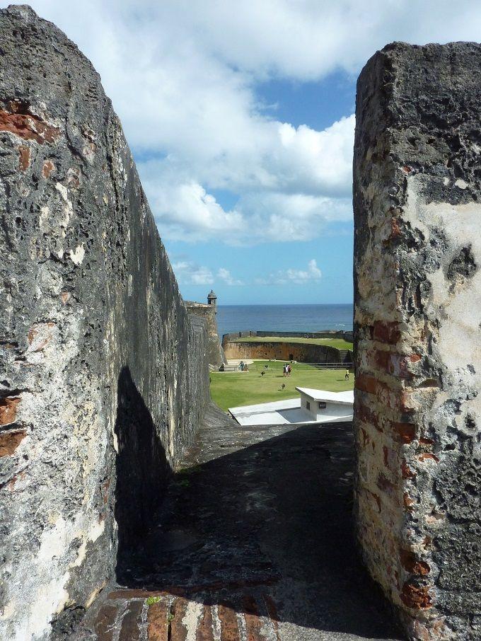 新大陸で最も大きい「サン・クリストバル要塞」