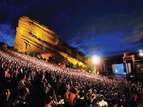 まるで火星!デンバー「レッドロック公園&野外劇場」