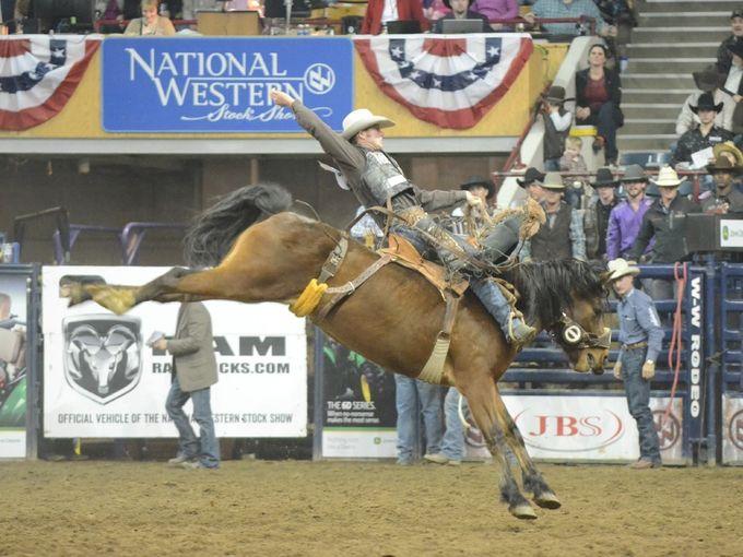年初の一大祭り「全国ウエスタンストックショー&ロデオ」