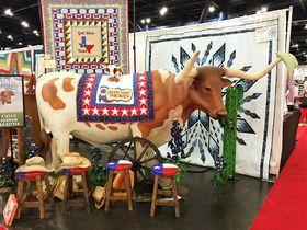 全米最大の祭典「国際キルトフェスティバル・ヒューストン」で感性を磨く旅しよう!