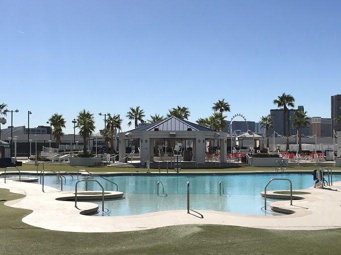 カジノとプールでザ・ラスベガスリゾート