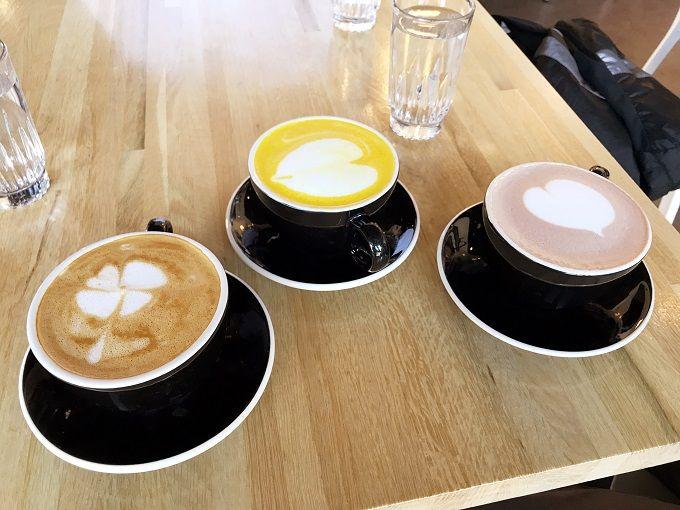 水にもこだわる至高のコーヒー