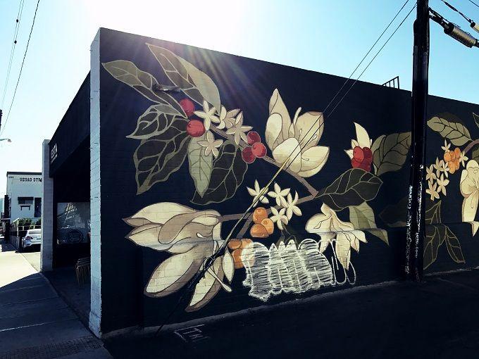 「ラスベガスアート地区」は地元芸術家の拠点
