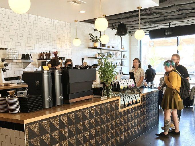 ラスベガスの愛されカフェ「ベスタ・コーヒーロースターズ」