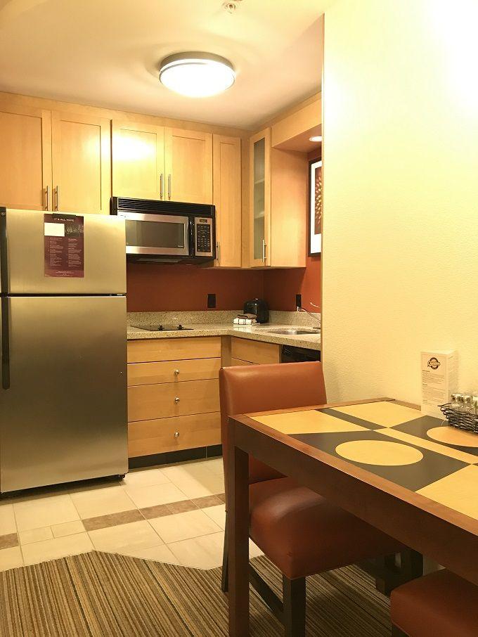 キッチン付きの部屋で暮らすように旅しよう