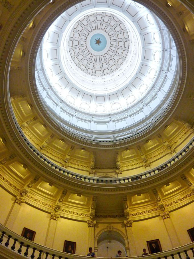 8.テキサス州議会議事堂/オースティン