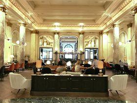 王室御用達セレブホテル!カルガリー「フェアモント・パリサー」