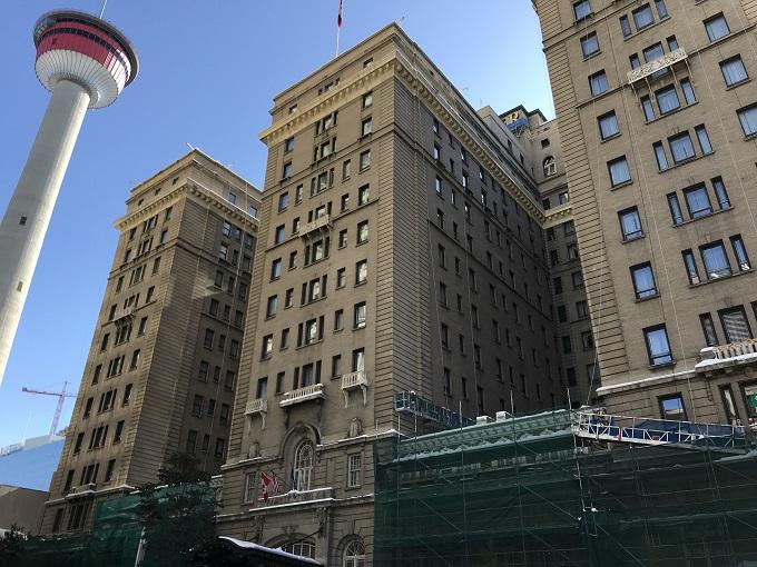 セレブ御用達の老舗ホテル「フェアモント・パリサー」
