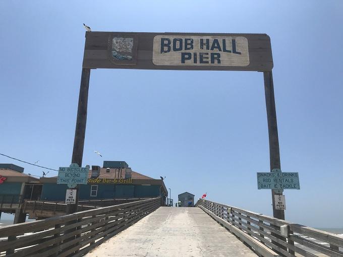 「ボブ・ホールピア」で海釣りにチャレンジ!