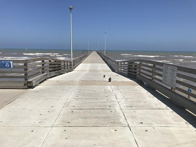 「ポートアランサス・ビーチ」でレッツ、海釣り!
