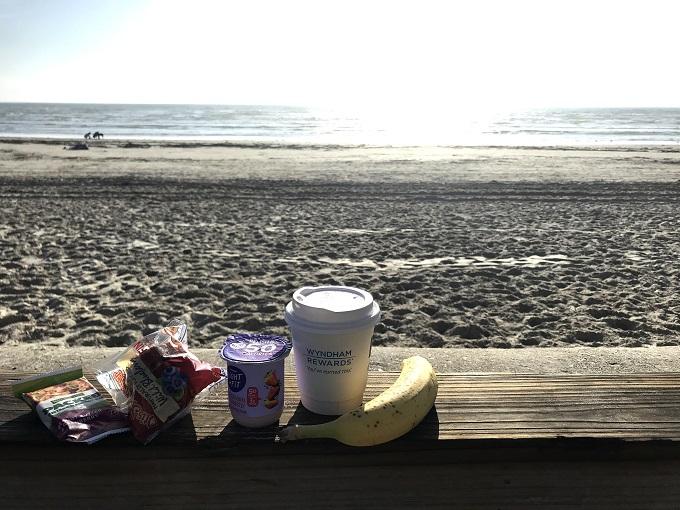 海辺でモーニング・ピクニックしよう