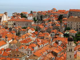 アドリア海に映える赤い屋根が美しい!ドブロヴニクの歩き方