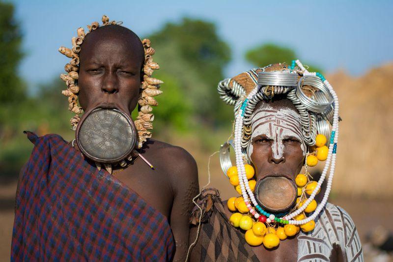 エチオピアに存在している民族衣装