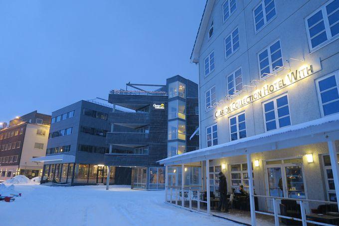 北極圏最大の町トロムソへのアクセス