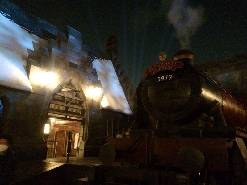 ユニバーサル・スタジオ・ジャパンのハリー・ポッターの世界に行ってみよう!