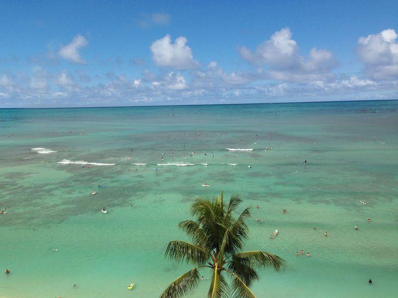 ワイキキビーチを一人占め!「モアナ サーフライダー・ウェスティン リゾート」