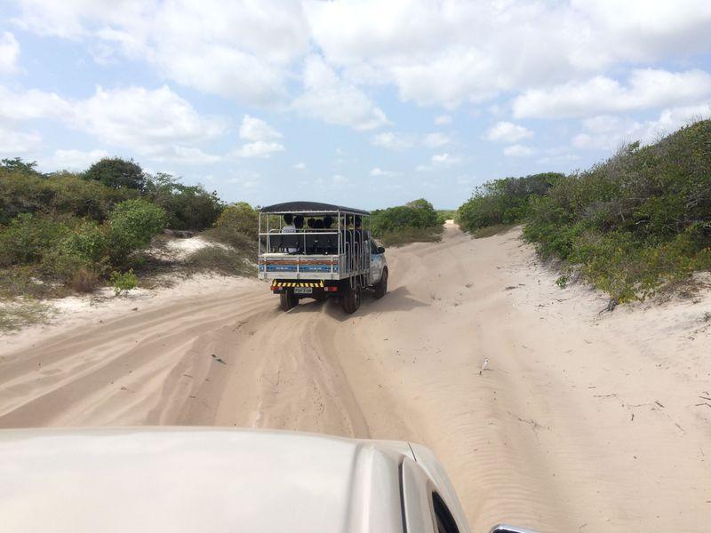 ここは地球!?奇跡の白砂漠 ブラジルの秘境レンソイス・マラニャンセス国立公園