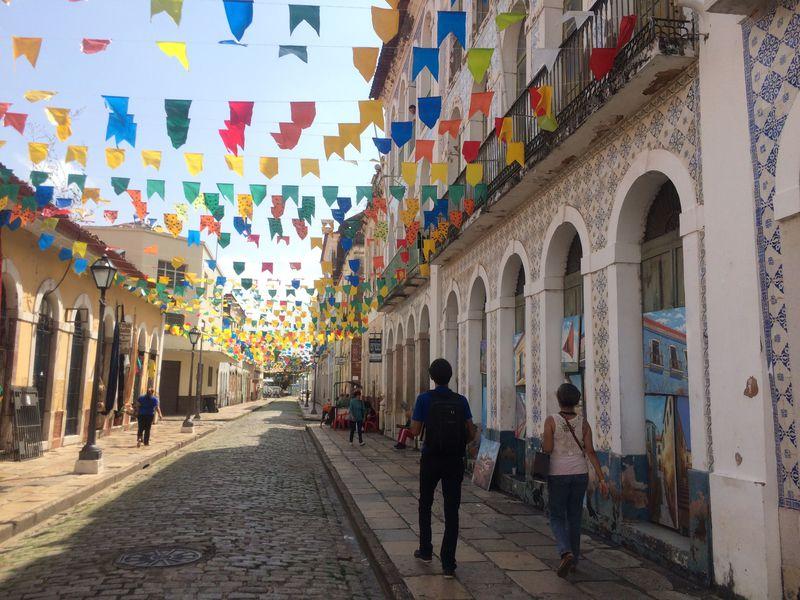 南米のヨーロッパ!?ブラジル サン・ルイスの旧市街を歩く